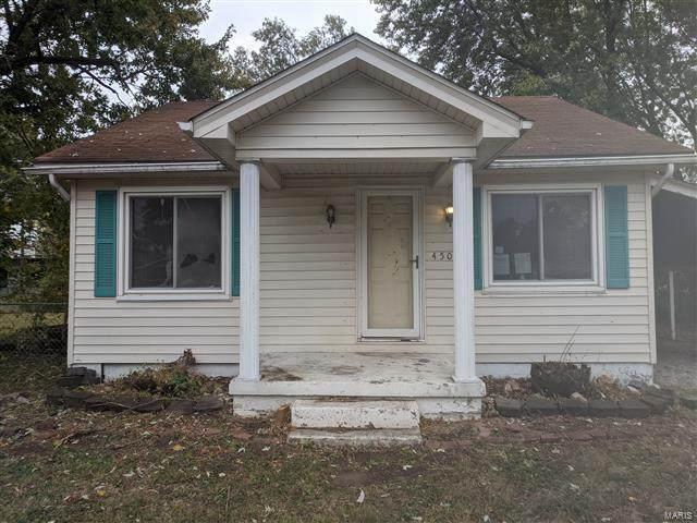 450 Missouri Avenue, SPARTA, IL 62087 (#20076680) :: Parson Realty Group