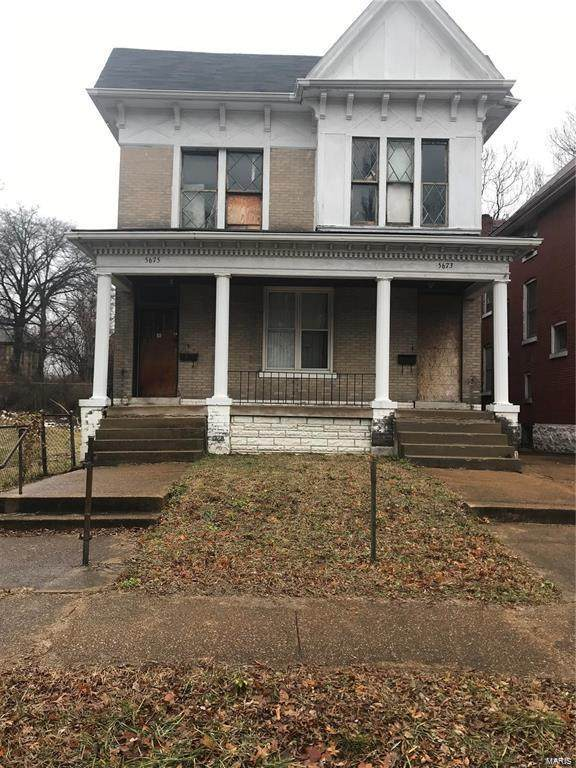 5673 Cates, St Louis, MO 63112 (#20076896) :: Clarity Street Realty