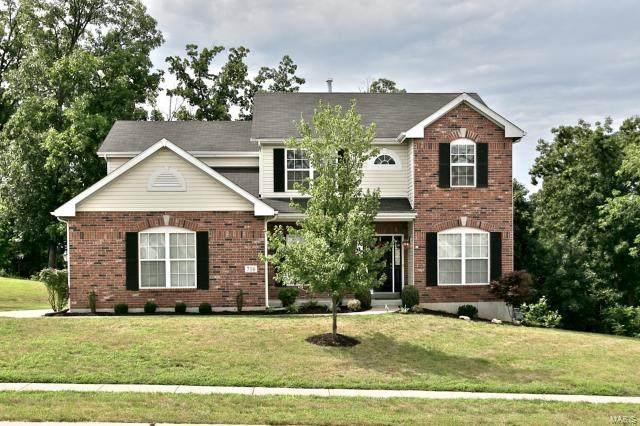716 Rose Haven, Ballwin, MO 63021 (#20077769) :: PalmerHouse Properties LLC