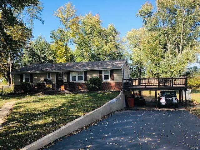 2509 W St Louis Ave, Vandalia, IL 62471 (#20077892) :: Kelly Hager Group   TdD Premier Real Estate