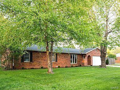 408 Weatherstone Drive, Belleville, IL 62221 (#20078272) :: Century 21 Advantage