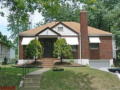 6457 Myron Avenue, Velda Village Hills, MO 63121 (#20078317) :: Clarity Street Realty