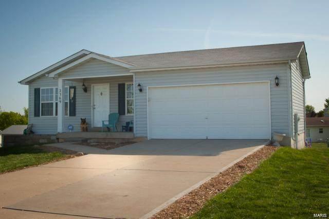 2369 Santa Maria Drive, Warrenton, MO 63383 (#20078358) :: Parson Realty Group