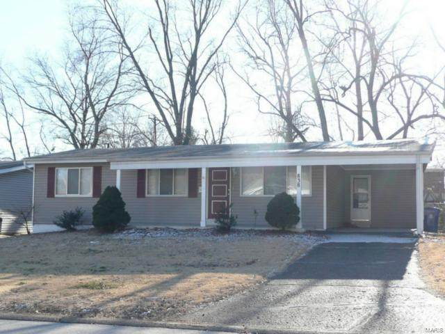 838 Holiday Avenue, Hazelwood, MO 63042 (#20078421) :: Parson Realty Group
