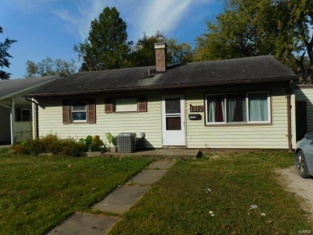 1312 Short Street, Centralia, IL 62801 (#20078577) :: Clarity Street Realty