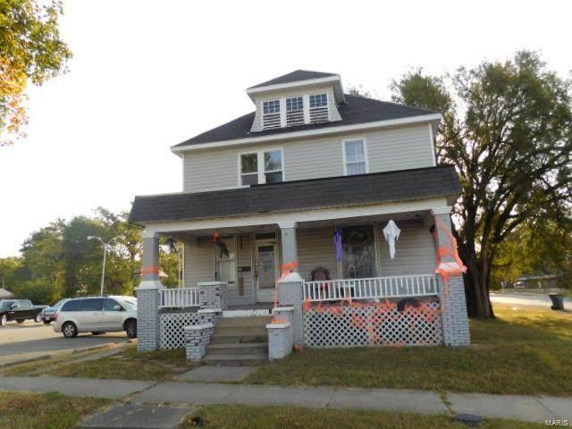 337 S Poplar Street, Centralia, IL 62801 (#20079848) :: Clarity Street Realty