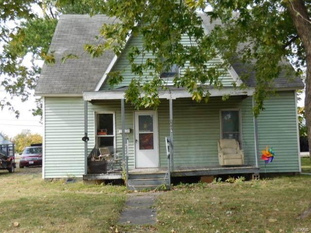1106 N Elm Street, Centralia, IL 62801 (#20079854) :: Fusion Realty, LLC