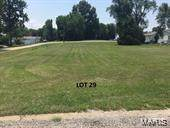 29 Lot 29 Meador West Rand Sub -D, Vandalia, IL 62471 (#20080291) :: Matt Smith Real Estate Group
