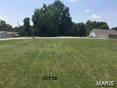 28 Lot 28 Meadors West Rand Sub D, Vandalia, IL 62471 (#20080292) :: Matt Smith Real Estate Group