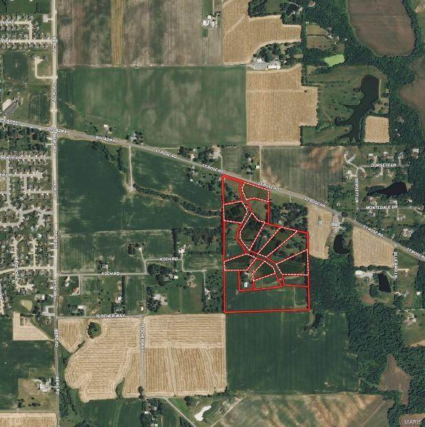 0 Harvest View Lane - Lot 2, Highland, IL 62249 (#20080735) :: Parson Realty Group