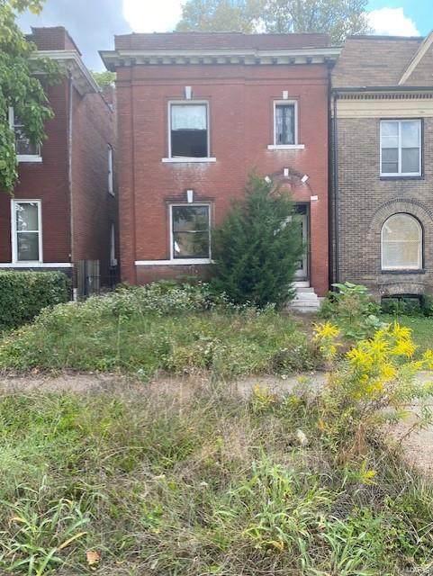 4626 Evans Avenue, St Louis, MO 63113 (#20081298) :: Parson Realty Group