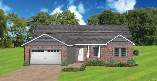 1040 Oak Creek Lane, Waterloo, IL 62298 (#20081800) :: Matt Smith Real Estate Group