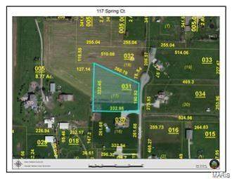 117 Spring Court, Alhambra, IL 62001 (#20081974) :: Matt Smith Real Estate Group