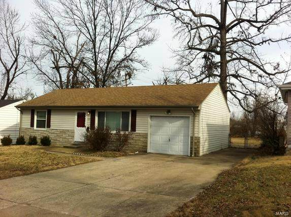 322 Ronbar, St Louis, MO 63135 (#20082288) :: Parson Realty Group