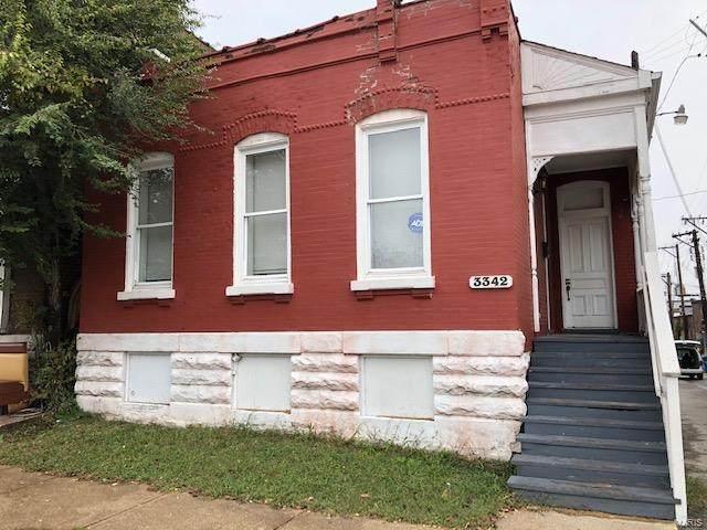 3342 Iowa Avenue, St Louis, MO 63118 (MLS #20082600) :: Century 21 Prestige