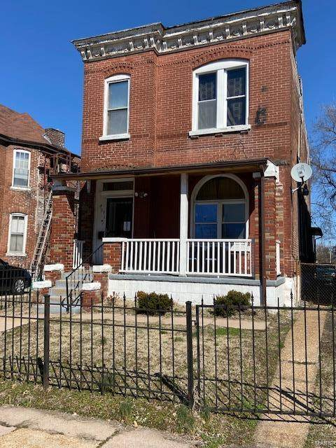 4591 Cote Brilliant Ave, St Louis, MO 63113 (#20083295) :: Parson Realty Group