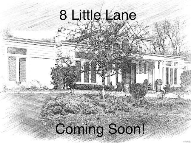 8 Little Lane, Ladue, MO 63124 (#20083809) :: Parson Realty Group