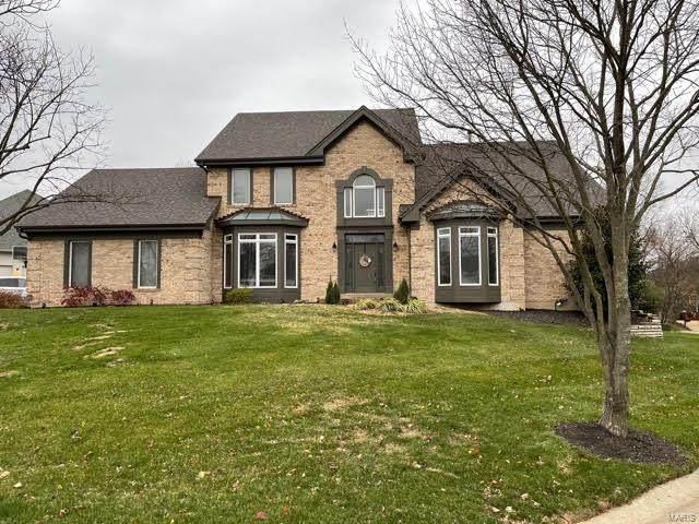 15103 Amherst Green Court, Chesterfield, MO 63017 (#20084430) :: Matt Smith Real Estate Group