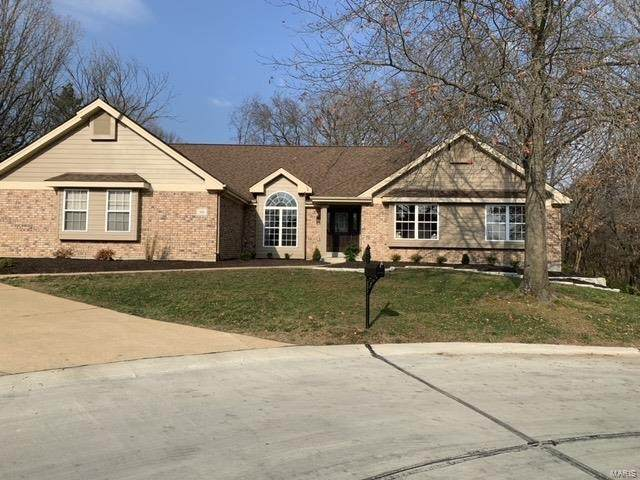 999 Timber Glen Lane, Ballwin, MO 63021 (#20084912) :: Parson Realty Group