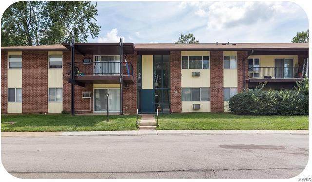 7431 Hazelcrest G, Hazelwood, MO 63042 (#20085207) :: Matt Smith Real Estate Group