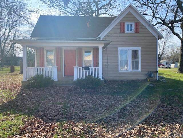 116 116 West Harker Street, Mountain Grove, MO 65711 (#20085277) :: RE/MAX Professional Realty