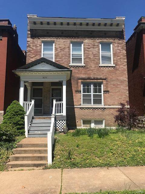 3829 Wyoming Street 2F, St Louis, MO 63116 (#20087373) :: Clarity Street Realty