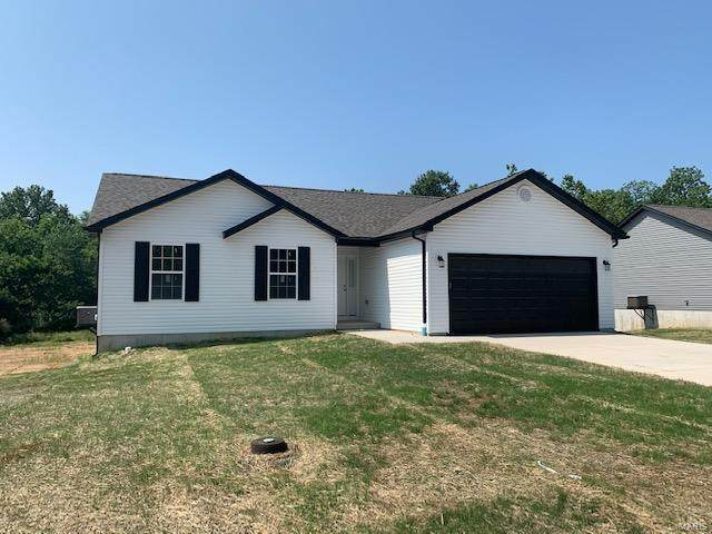 181 Rockford Dr., Troy, MO 63379 (#20088043) :: Realty Executives, Fort Leonard Wood LLC