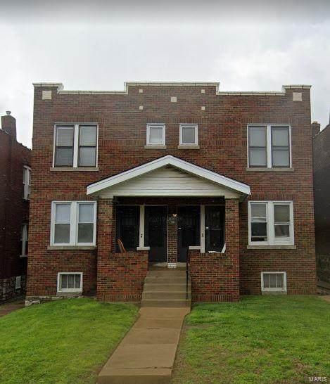2736 Hampton Avenue, St Louis, MO 63139 (#20089713) :: PalmerHouse Properties LLC