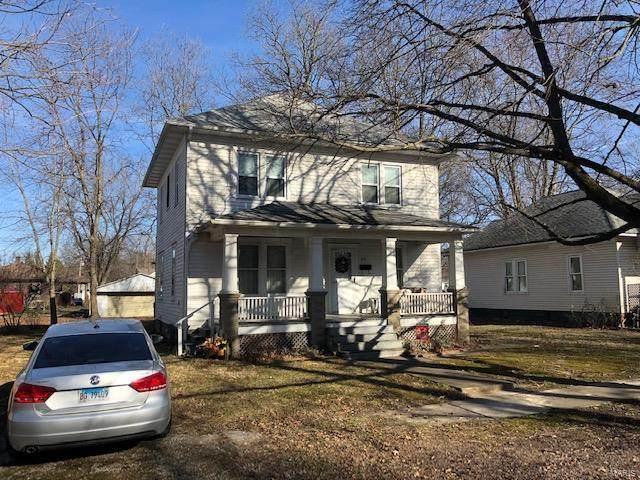 419 S Cedar, NOKOMIS, IL 62075 (#20090607) :: Parson Realty Group