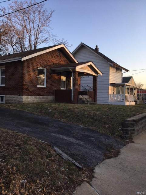 4418 Jennings Station, St Louis, MO 63121 (#21000129) :: Terry Gannon | Re/Max Results