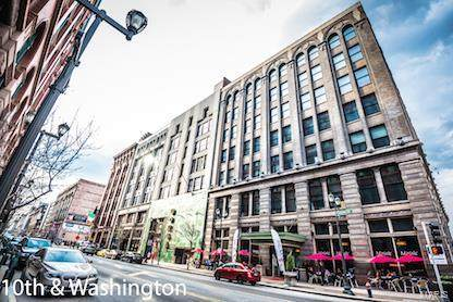 1015 Washington Avenue #408, St Louis, MO 63101 (#21000338) :: Kelly Hager Group | TdD Premier Real Estate