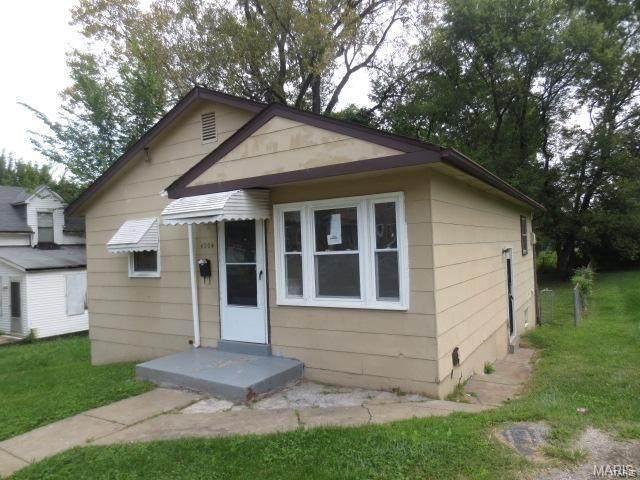 4204 Oakwood Avenue, St Louis, MO 63121 (#21000447) :: Clarity Street Realty