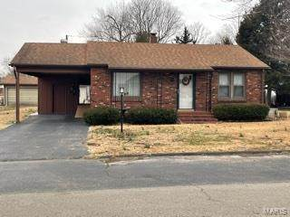 305 N Blair, Advance, MO 63730 (#21001273) :: Parson Realty Group