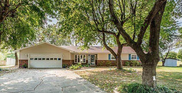1012 Kimberly Court, MARION, IL 62959 (#21001824) :: Fusion Realty, LLC