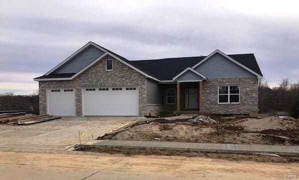 314 Star Lane, Glen Carbon, IL 62034 (#21002083) :: Hartmann Realtors Inc.