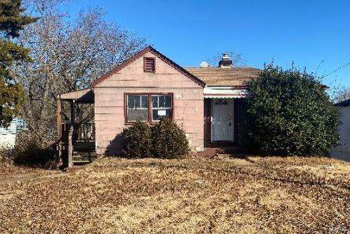 7521 Jenwood Avenue, St Louis, MO 63136 (#21002297) :: Parson Realty Group