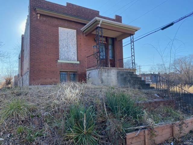 4660 Cottage Avenue, St Louis, MO 63113 (#21002380) :: Peter Lu Team