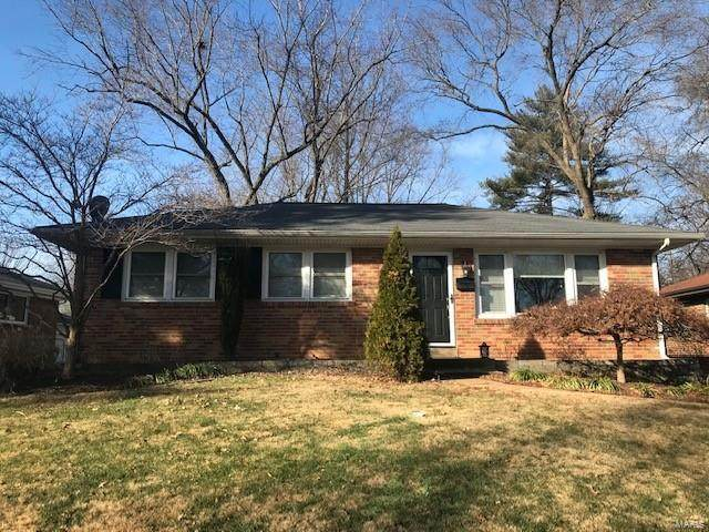 1255 Willow Creek Lane, St Louis, MO 63119 (#21002437) :: St. Louis Finest Homes Realty Group