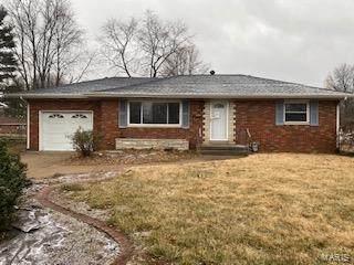 3313 Lydia Lane, Granite City, IL 62040 (#21002819) :: Parson Realty Group