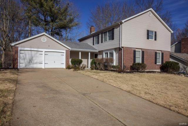 2032 Parasol Drive, Chesterfield, MO 63017 (#21002926) :: The Becky O'Neill Power Home Selling Team