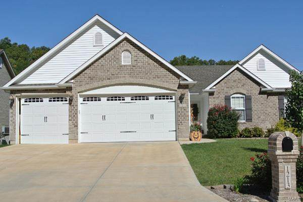 0 Wolf Hollow Est - Taylor, Imperial, MO 63052 (#21003307) :: The Becky O'Neill Power Home Selling Team