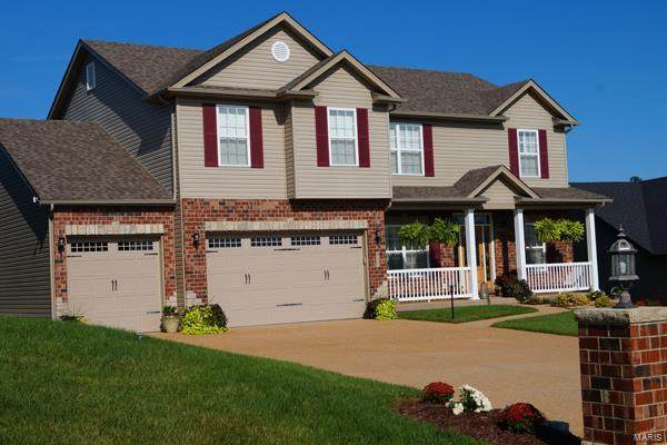 0 Wolf Hollow Est - Amanda, Imperial, MO 63052 (#21003327) :: Clarity Street Realty