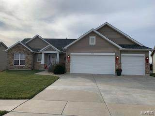 905 Pittsburg Landing Drive, Wentzville, MO 63385 (#21003416) :: The Becky O'Neill Power Home Selling Team
