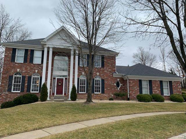 14507 Wellington Estates, Chesterfield, MO 63017 (#21003421) :: PalmerHouse Properties LLC