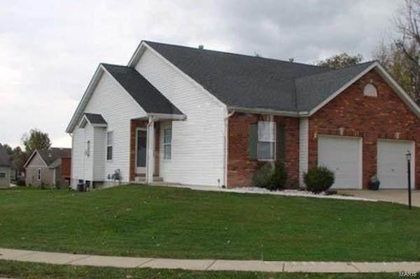 140 Northbay Court, Edwardsville, IL 62034 (#21004164) :: Realty Executives, Fort Leonard Wood LLC
