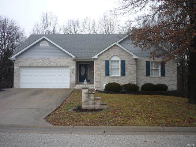 35 Westminster Lane, Union, MO 63084 (#21004616) :: Kelly Hager Group | TdD Premier Real Estate
