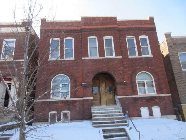 3218 Mount Pleasant Street, St Louis, MO 63111 (#21006354) :: Hartmann Realtors Inc.