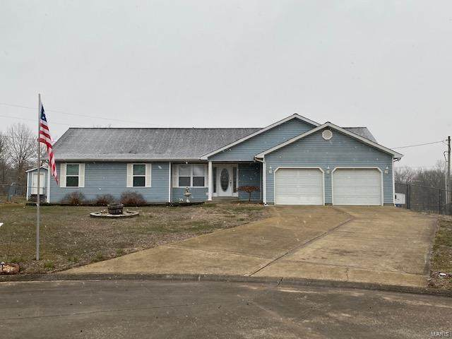 11 Blackberry Circle, Perryville, MO 63775 (#21006543) :: Clarity Street Realty