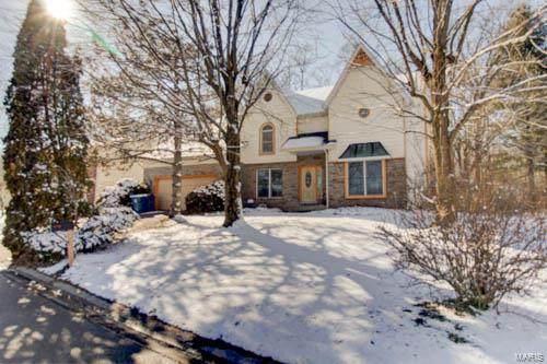 2031 Greenbrier Drive, Collinsville, IL 62234 (#21007021) :: Matt Smith Real Estate Group