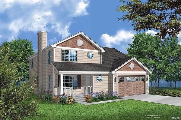 1220 Lear Lane, Mascoutah, IL 62258 (#21007249) :: Parson Realty Group